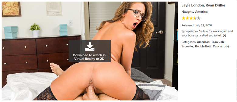 Naughty America production quality 2